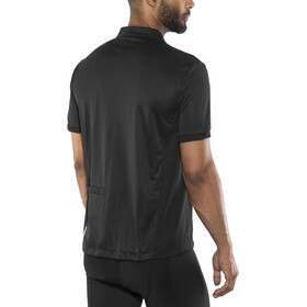 SQUARE Performance Maillot à manches courtes Homme, black